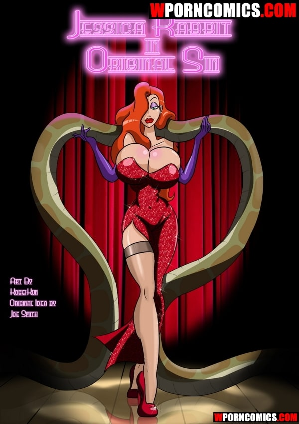 Porn comic Jessica Rabbit In Original Sin.