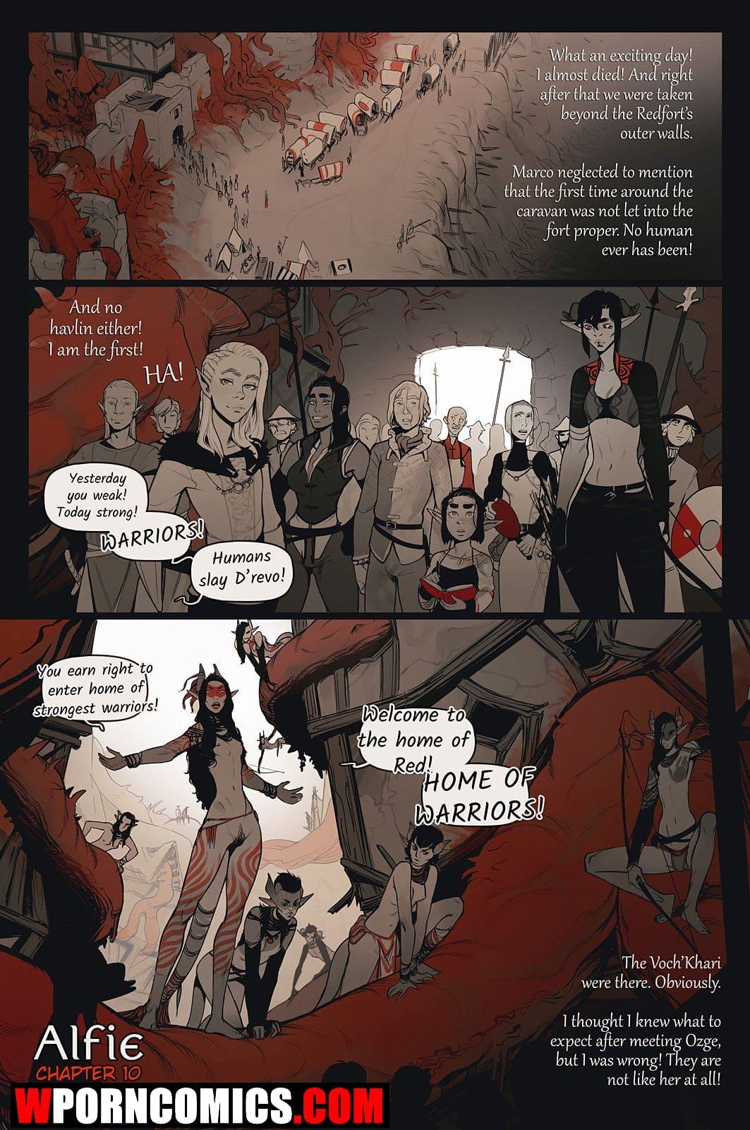 Porn comic Alfie. Part 10.