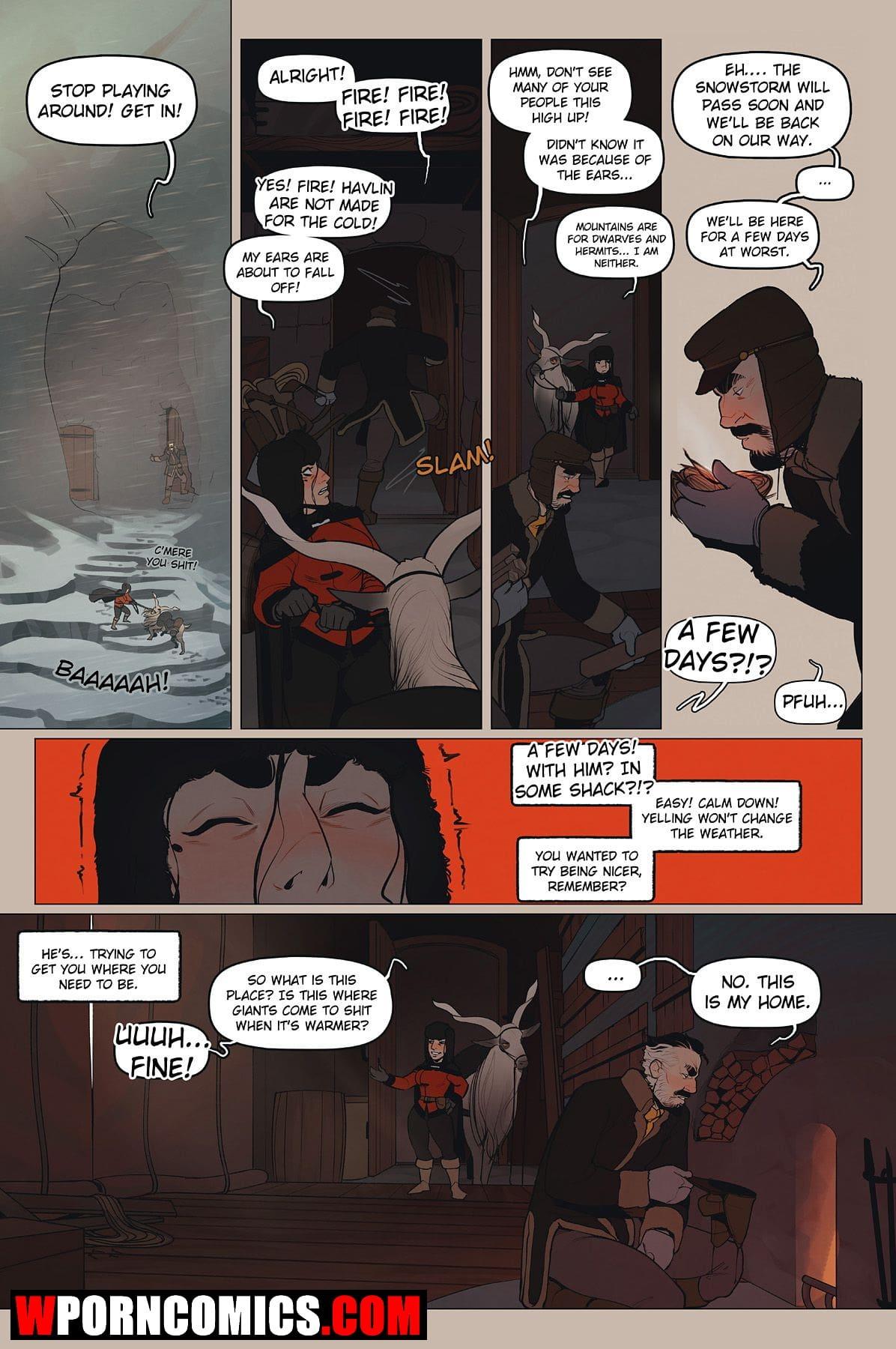 Porn comic Alfie. Part 11.