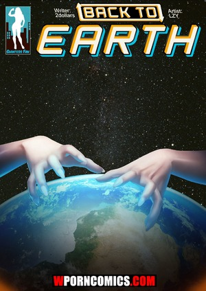 Porn comic Back To Earth. Part 2.