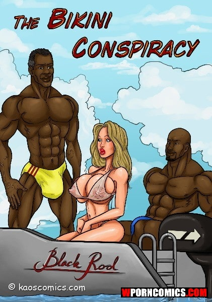 Porn comic Bikini conspiracy.