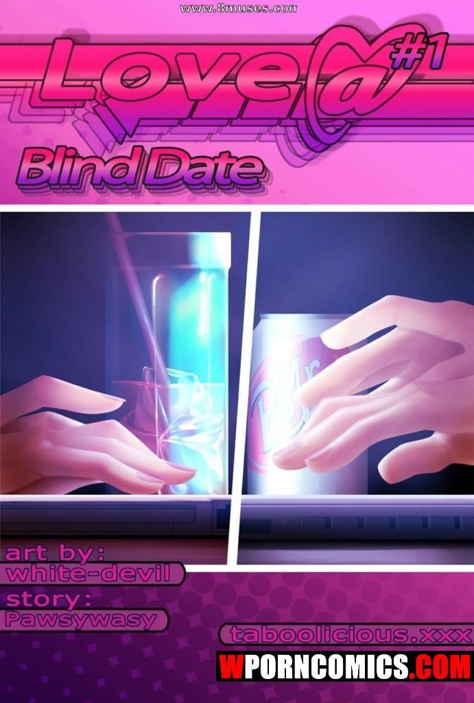 Porn comic Blind Date.