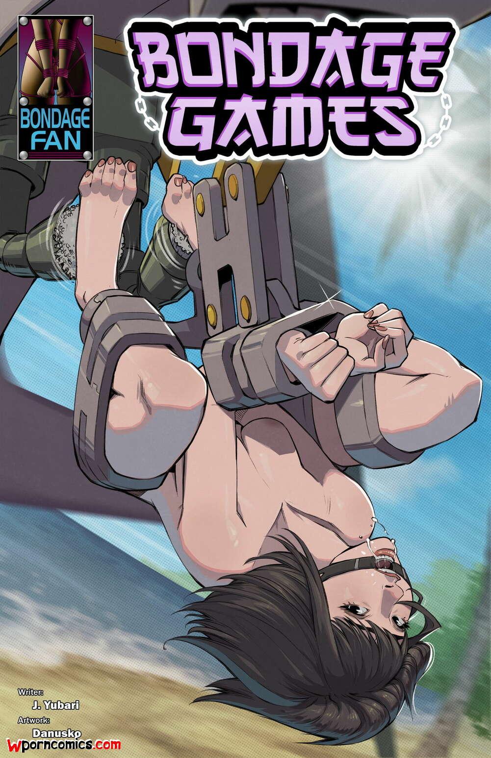 Comics bondage Sunstone