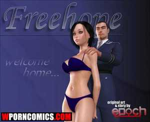 Porn comic Freehope. Part 1. Welcome Home.