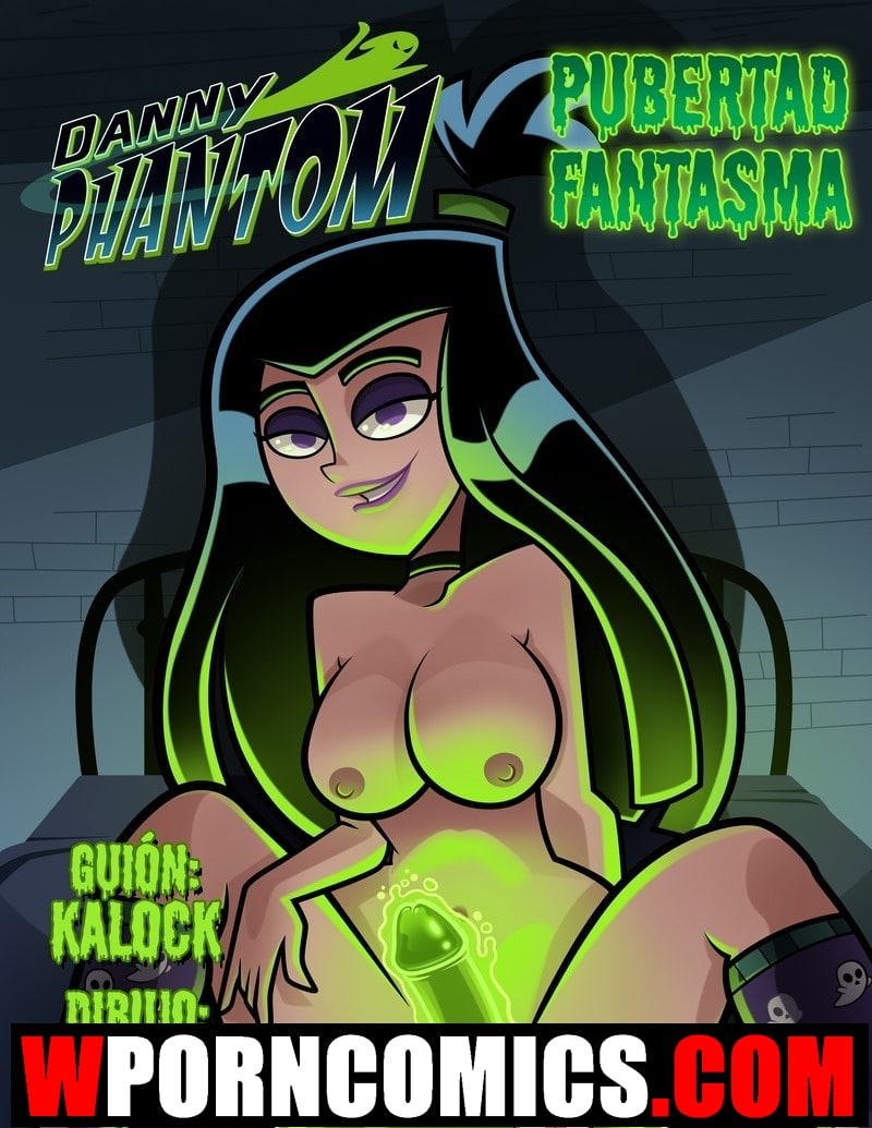 Porn comic Ghost Puberty Danny Phantom. Milky Bunny.
