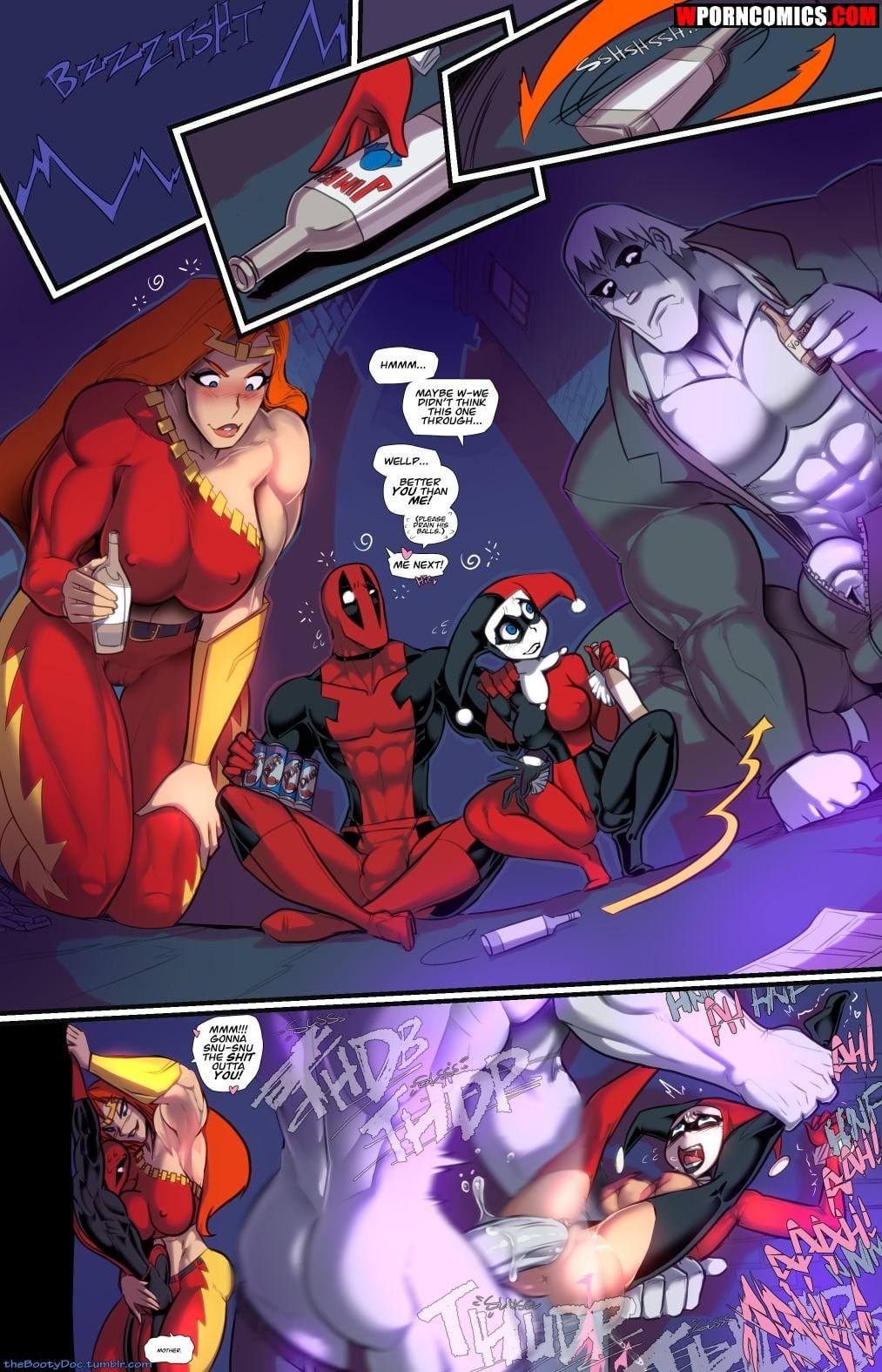 Porn deadpool Deadpool Pics