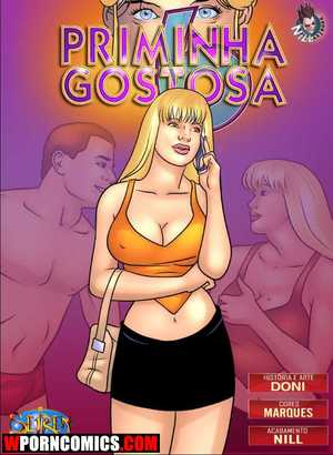 Porn comic Hot Cousin. Part 6. Portuguese.