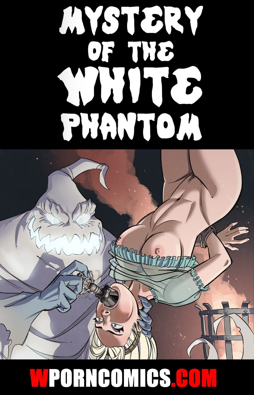 Porn comic Mystery of the White Phantom to start.