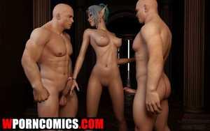 Porn comic Sci-Fi.