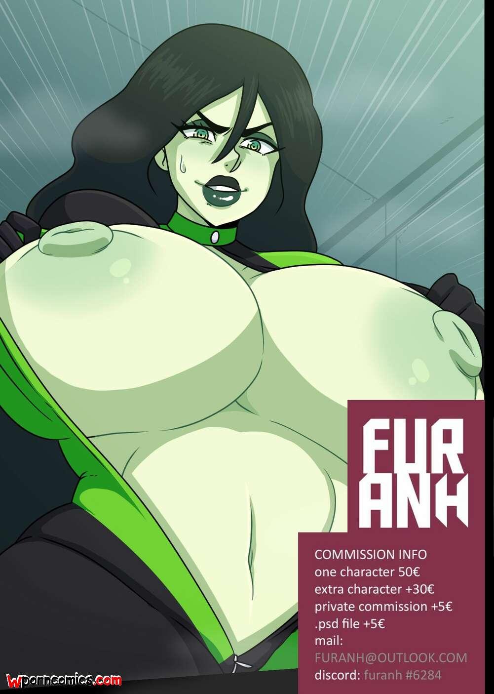 Possible comic kim porno Kim Possible