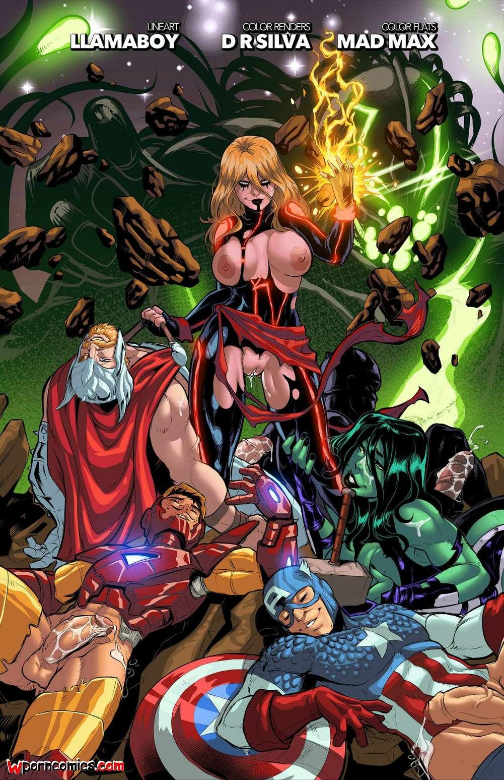 Porn avengers Avengers Porn