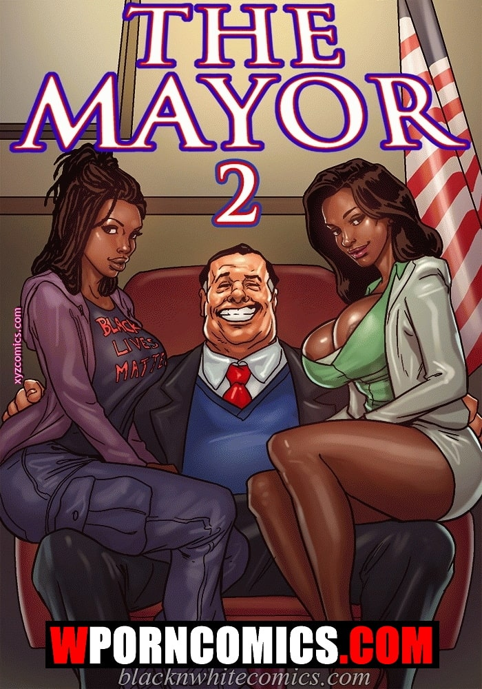 Porn comic The Mayor. Part 2.
