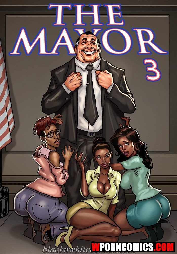 Porn comic The Mayor. Part 3. Episode 1.