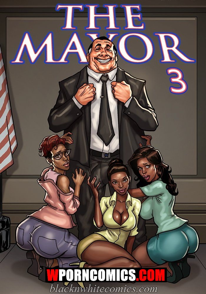 Porn comic The Mayor. Part 3. Episode 2.