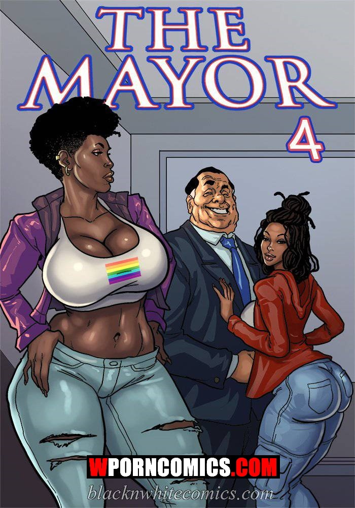 Porn comic The Mayor. Part 4.