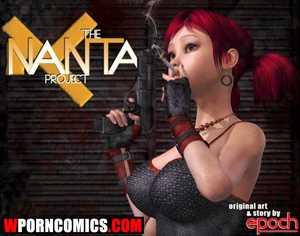 Porn comic The Nanta Project. Part 1. The Search.