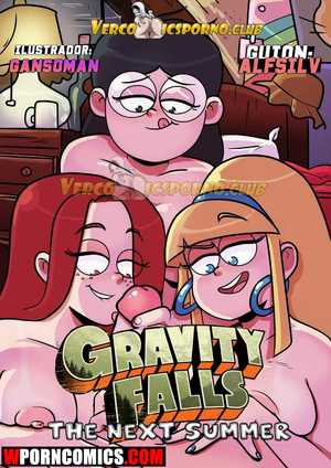 Porn comic The Next Summer. Gravity Falls.