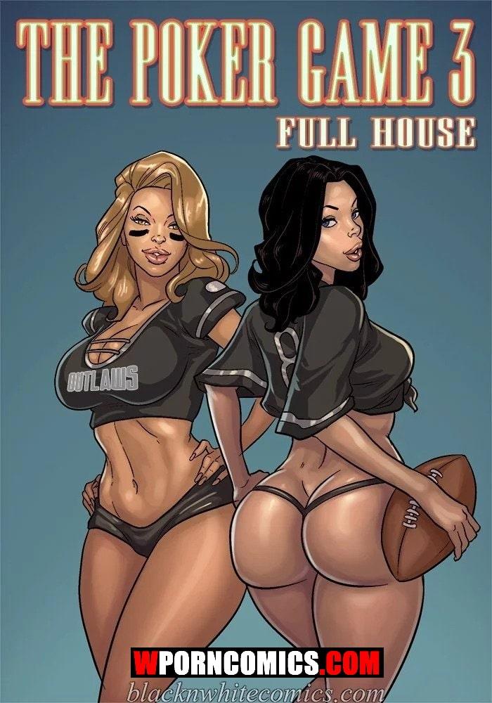 Porn comic The Poker Game. Part 3. Full House.
