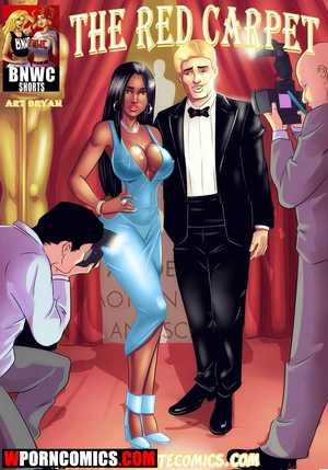 Porn comic The Red Carpet.